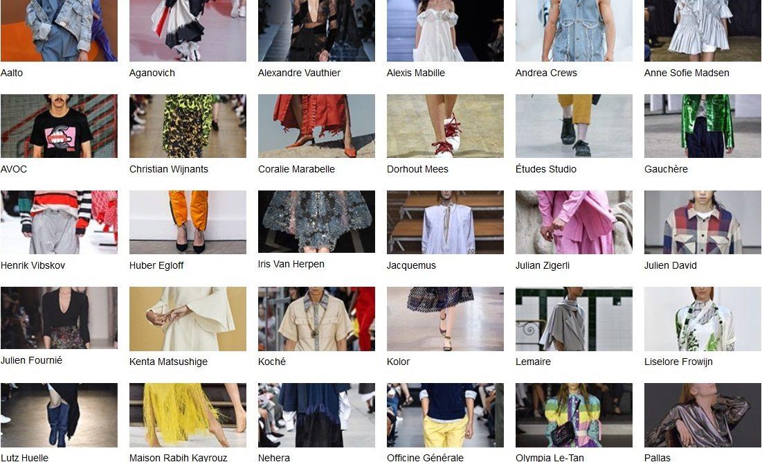 Вскоре Французская федерация моды сменит свое официальное название