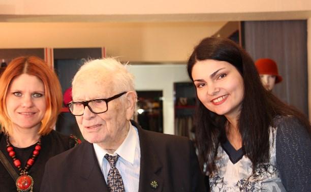 Во Франции по приглашению Пьера Кардена побывал Тульский театр моды