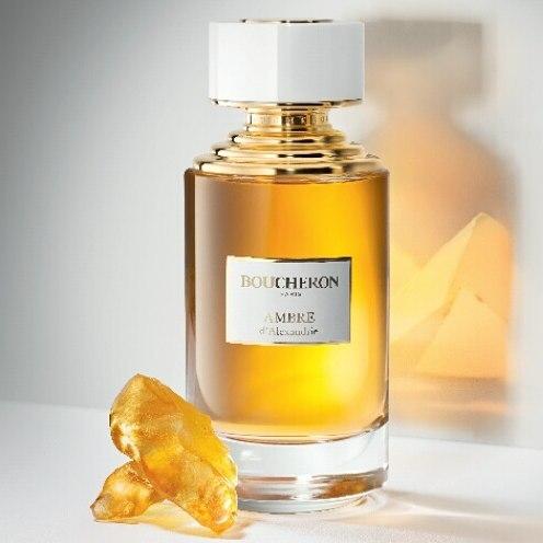 Boucheron продолжает радовать парфюмерными коллекциями