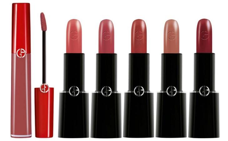 Представлена новая коллекция косметики для губ от Giorgio Armani