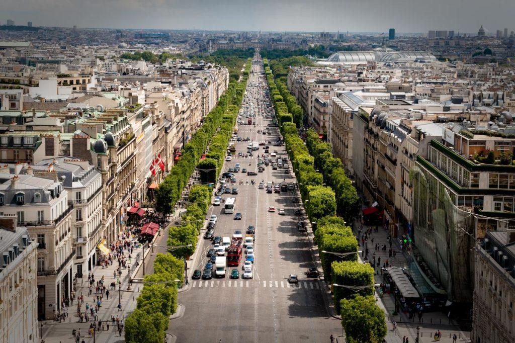 Ах, Париж…