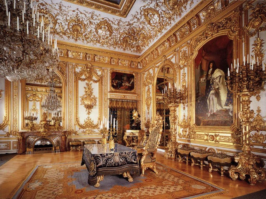 Франция, экскурсия в Версаль