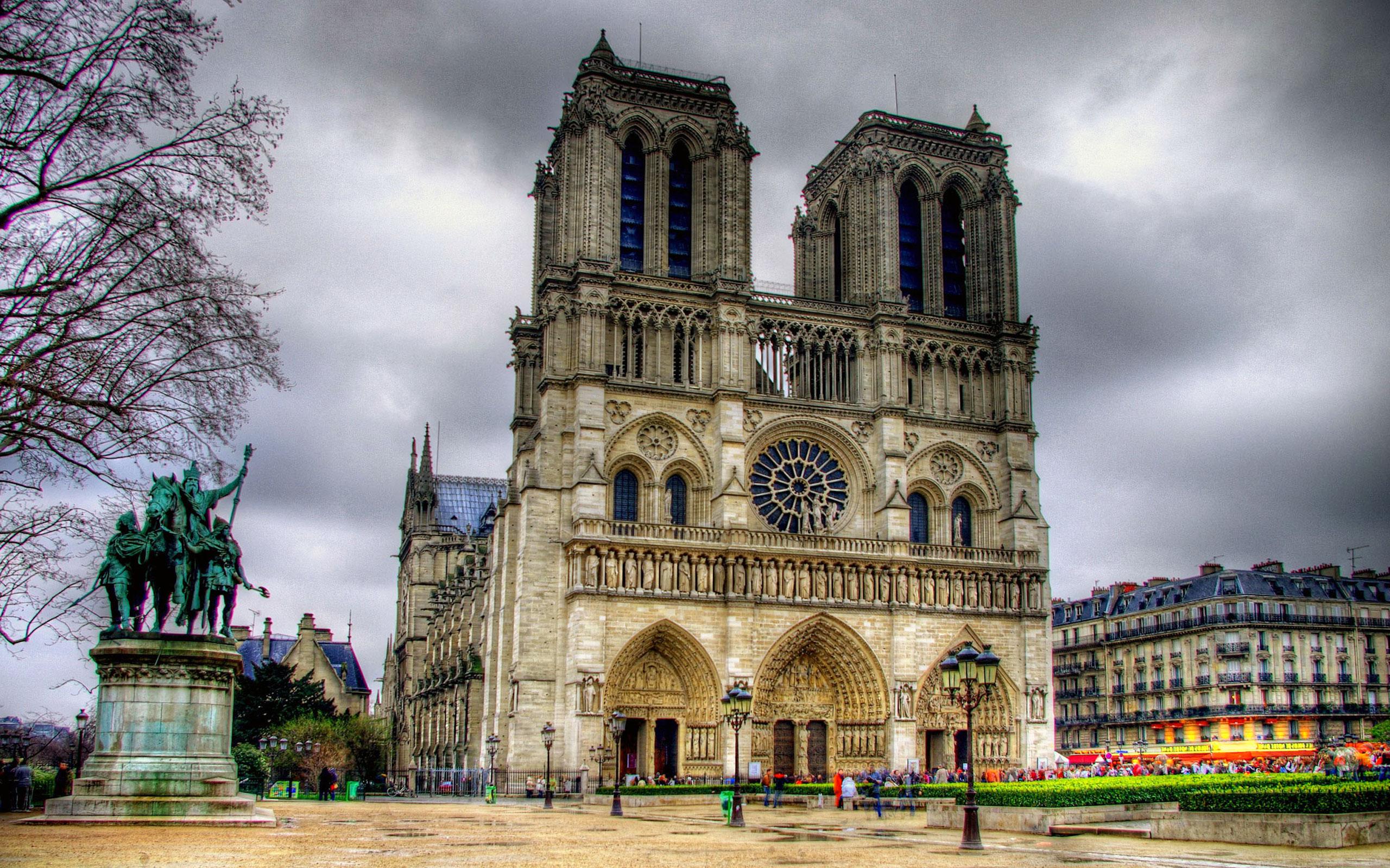 Собор Парижской Богоматери, история и современность