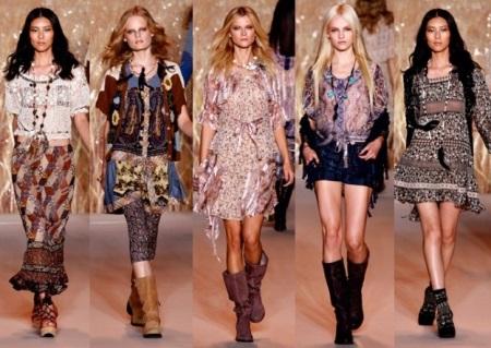 Особенность и оригинальность этно-стиля в одежде
